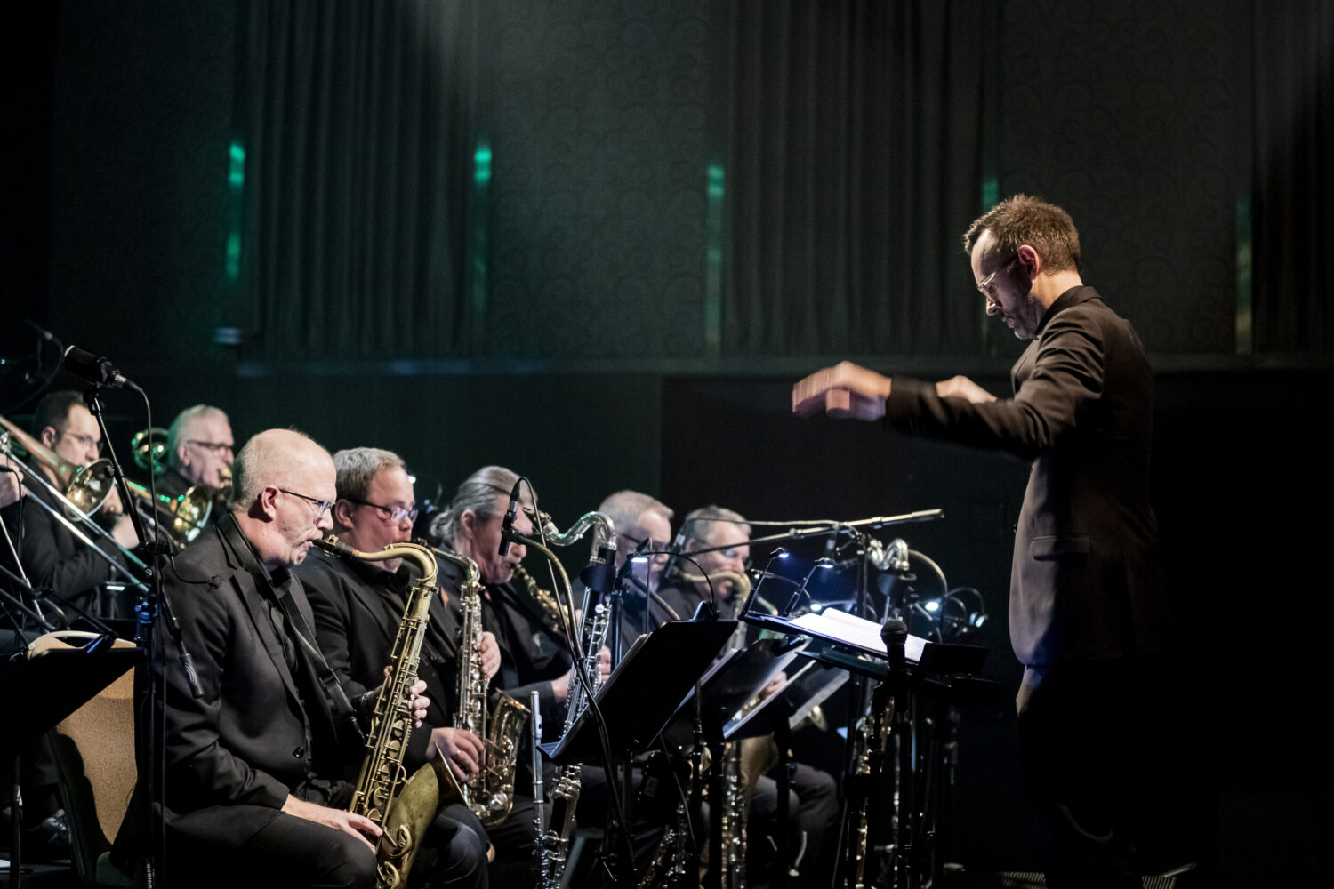 Norrbotten Big Band Broadway 02